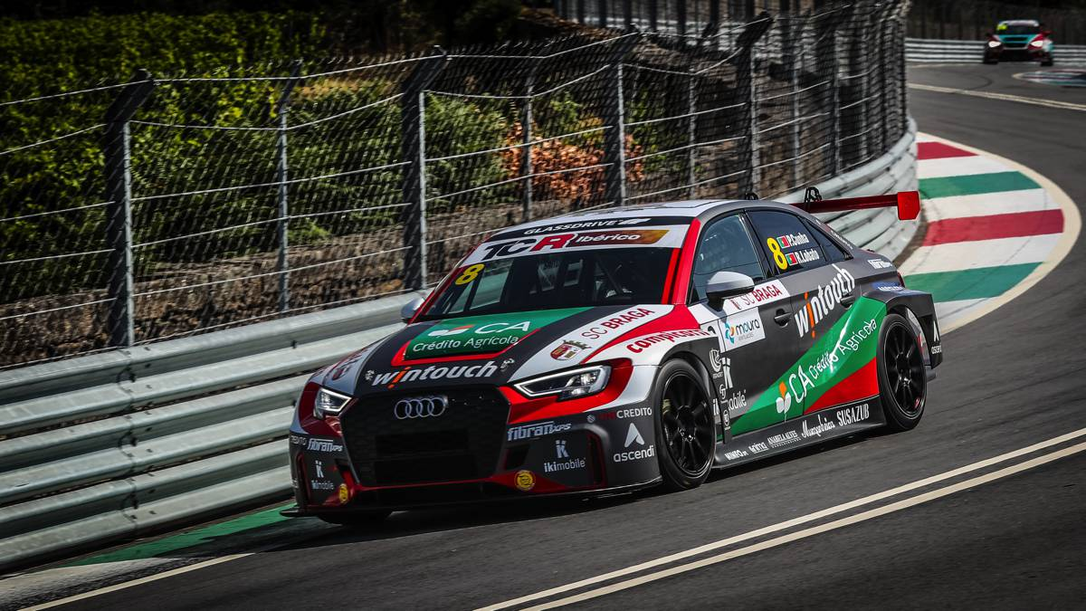 Racing Weekend Vila Real II - Sábado