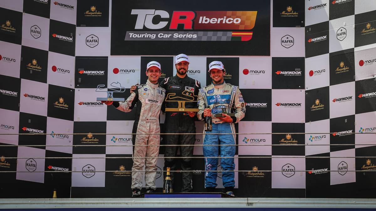 estoril podium domingo