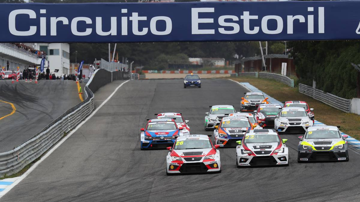 estoril tcr domingo