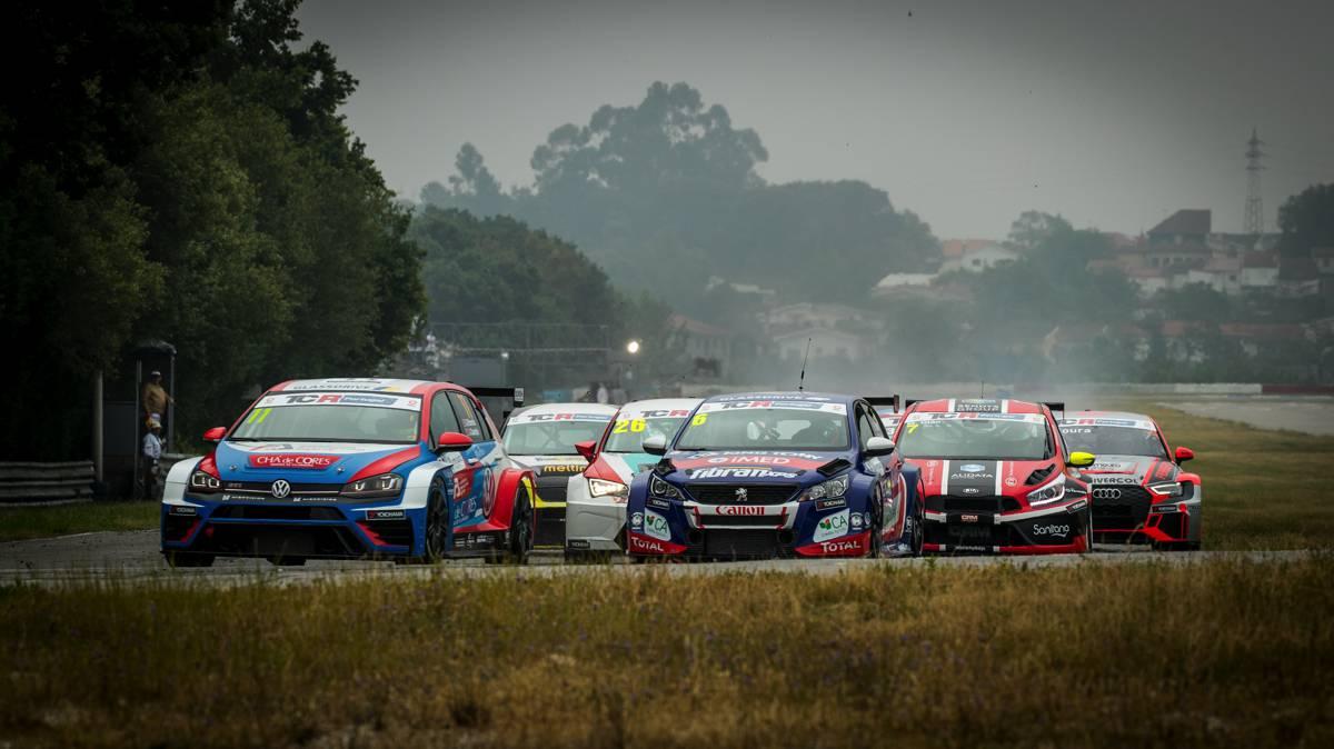 Racing Weekend em 15 e 16 de Setembro, em Braga