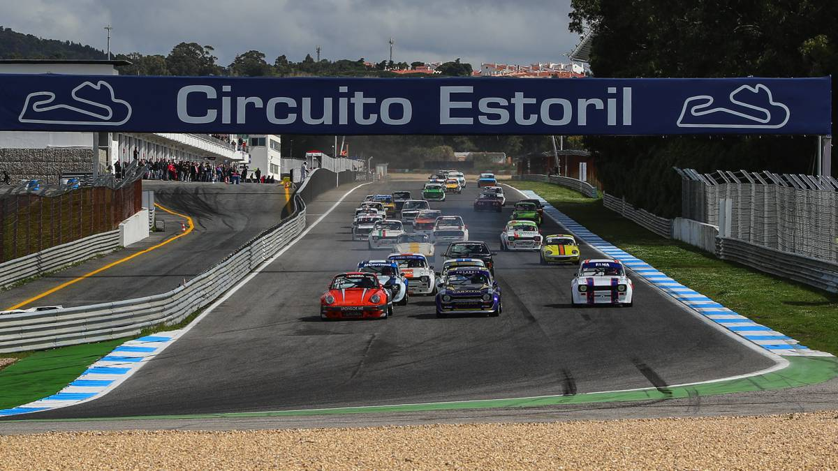 estoril classicos largada