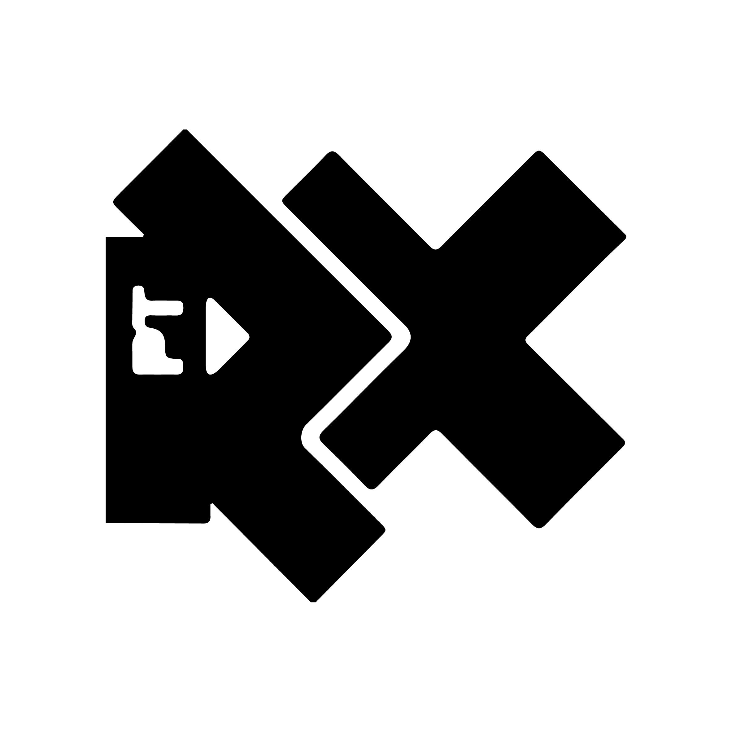 logo ptrx preto