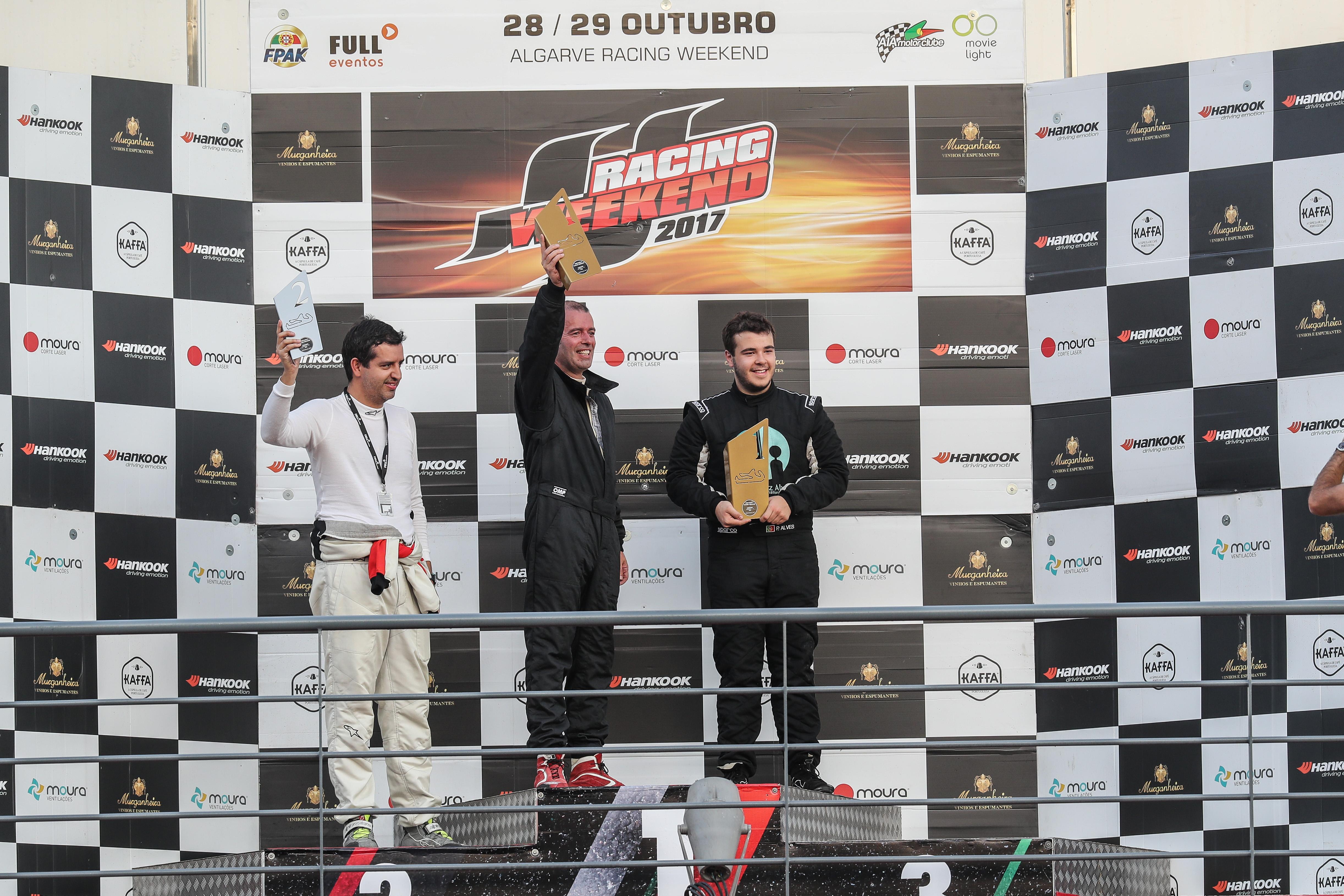 portimao lcc podium