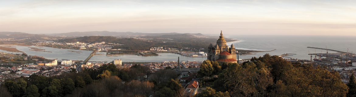 panorama viana do castelo