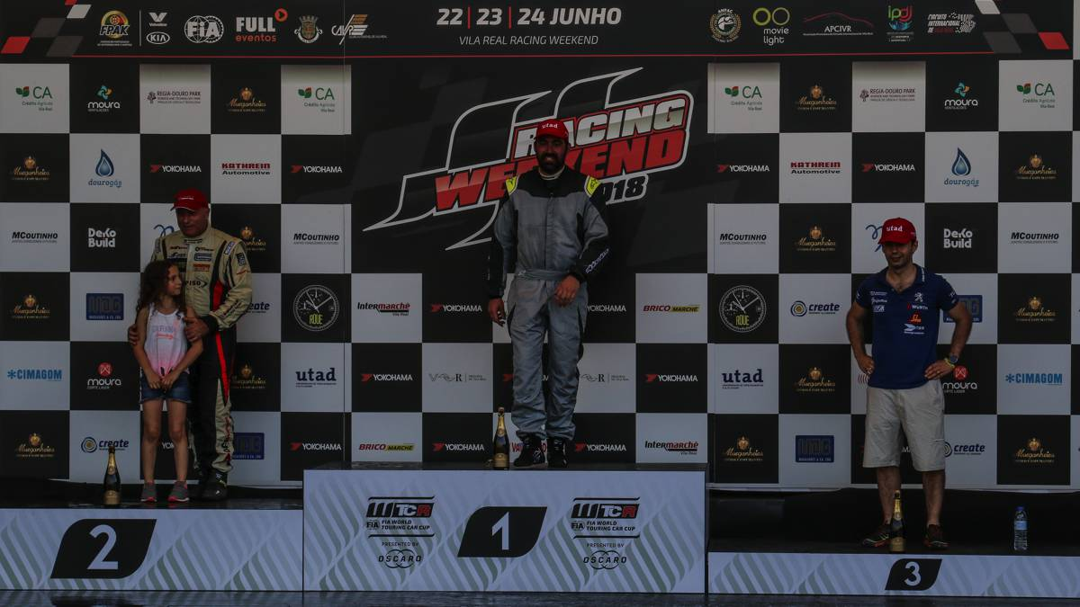 vila real supercars podium