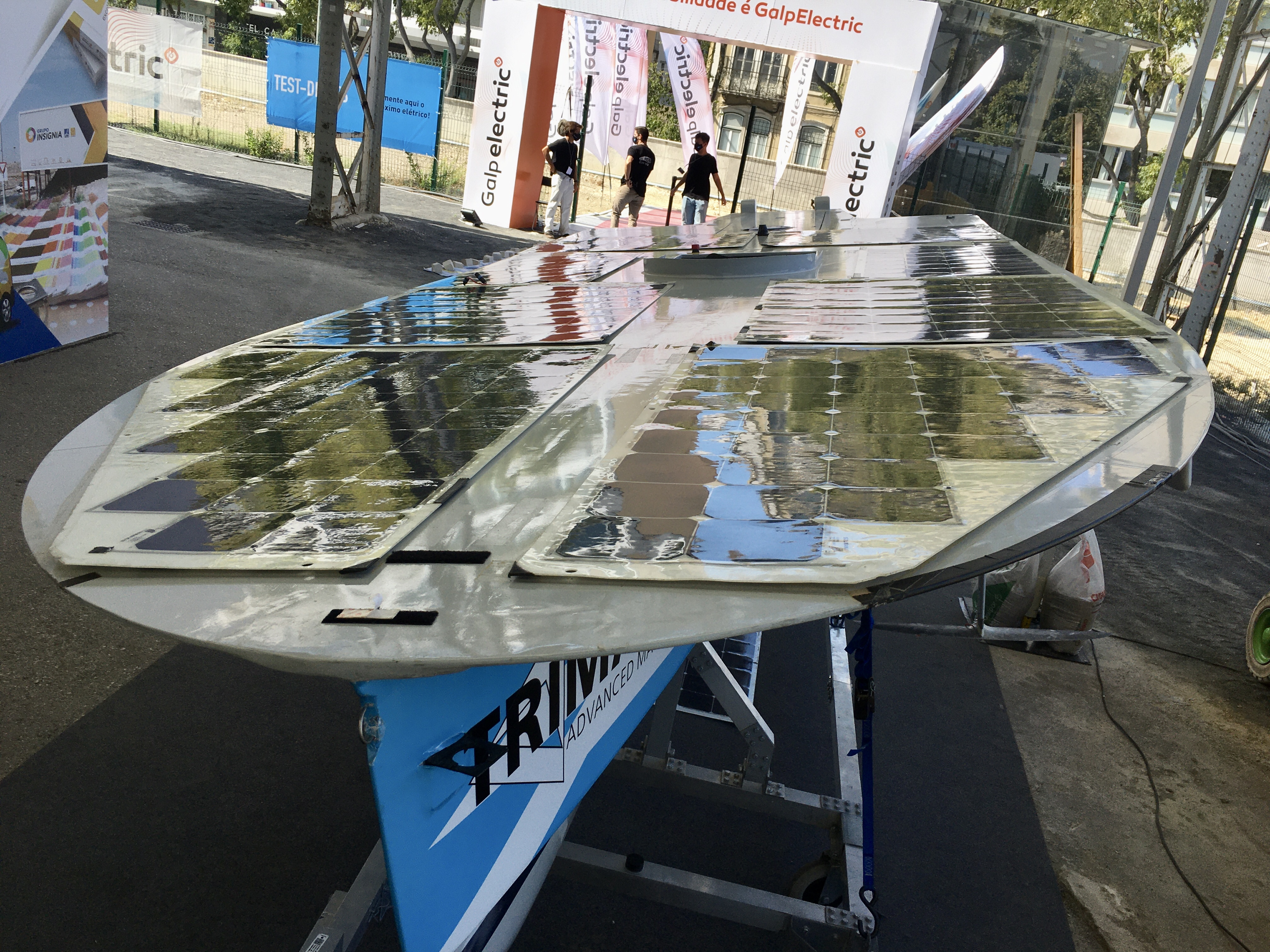 ECar SolarBoat